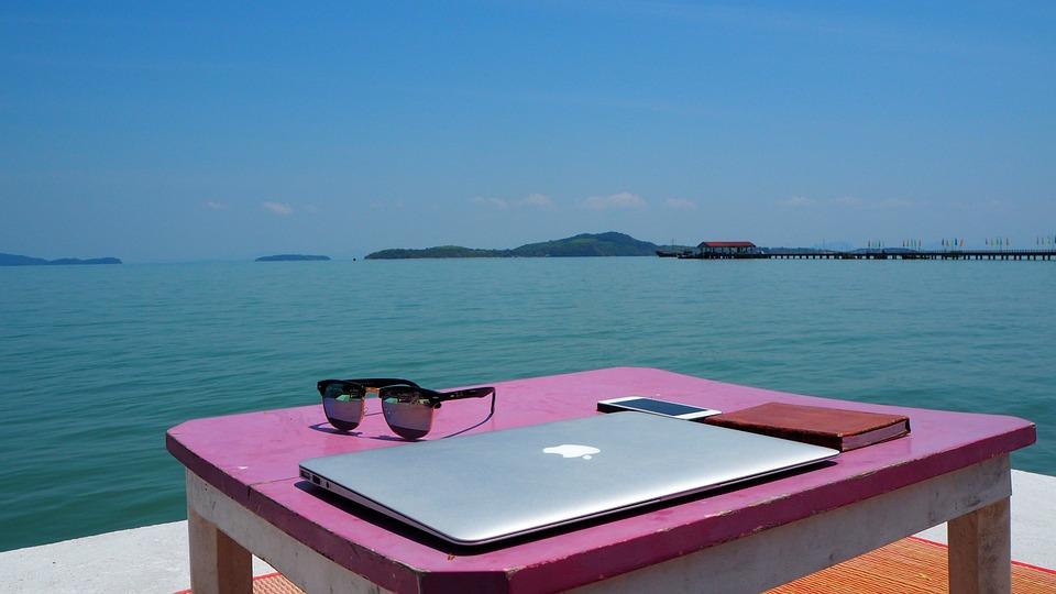 Thailand, Asia, Koh Lanta, Digital Nomad, No Office