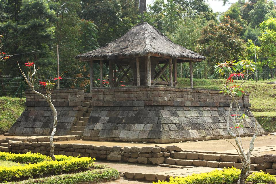 Temple, Indonesia, Park, Historical Site, Asia, Travel