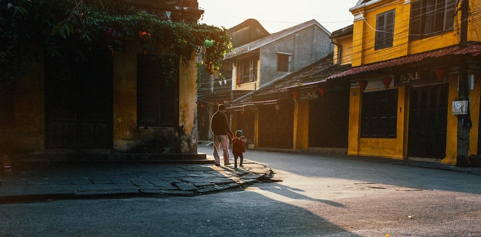 Hoi An, Vietnam, Travel, Write, Asia, People, Sunny