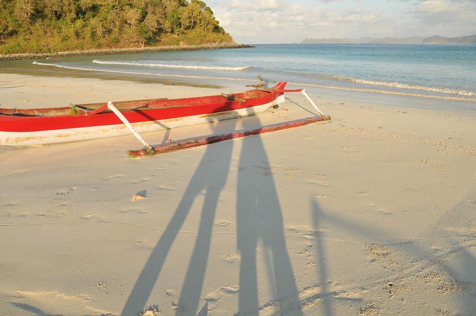 Beach, Sea, Water, Sun And Sea, Holiday, Asia, Sand