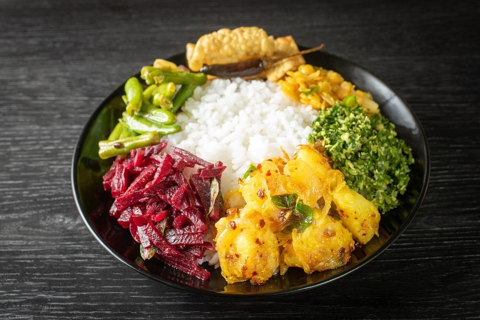 Rice, Food, Asian, Cuisine, Dish, Meal, Curry, Dinner