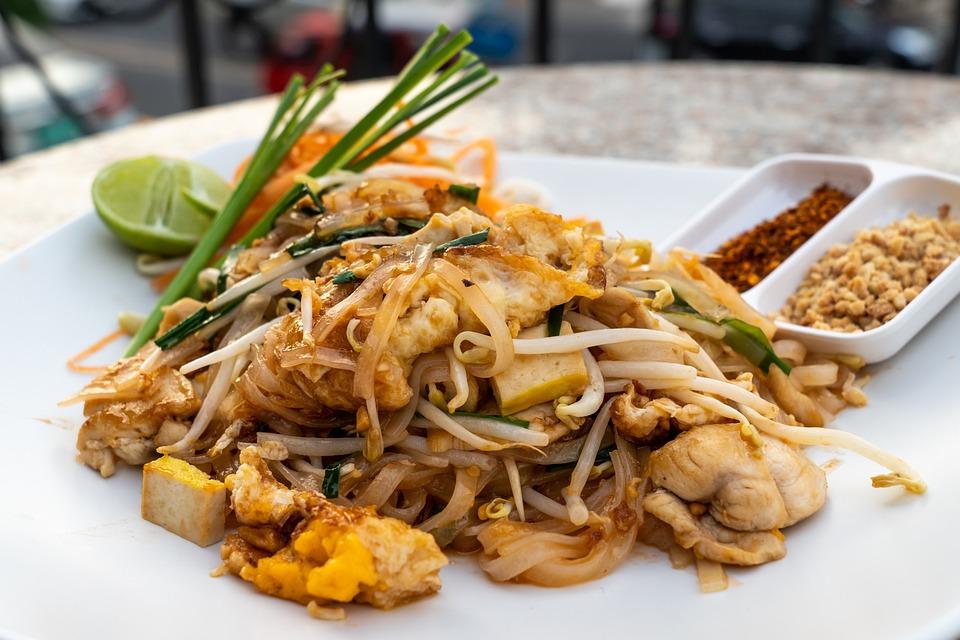 Pad Thai, Thai Food, Thailand, Asian Food, Asia, Food