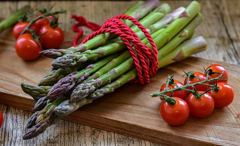 Asparagus, Green, Vegetables, Eat, Kitchen, Nutrition