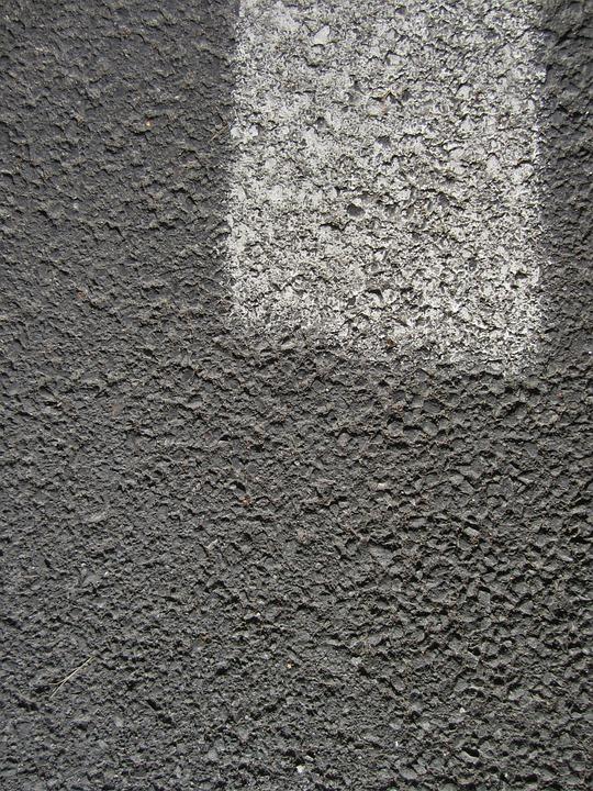 Asphalt, Road, Nero, Gray