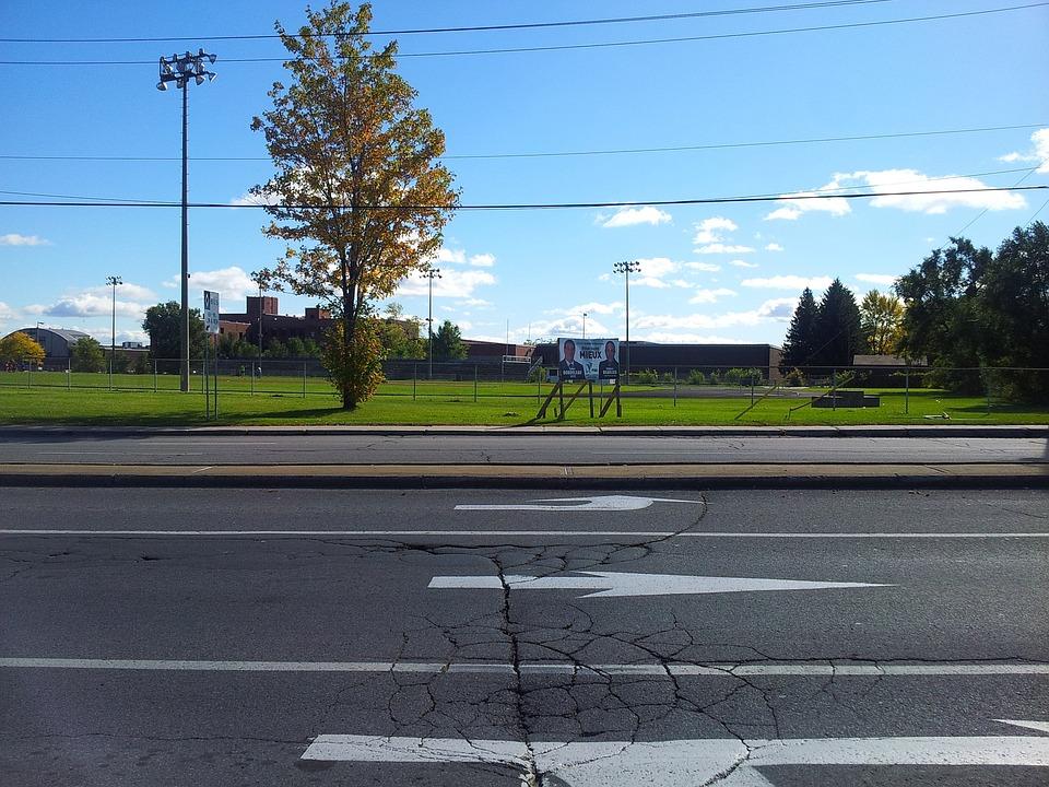 Road, Asphalt, Direction, School Zone, Path, Way