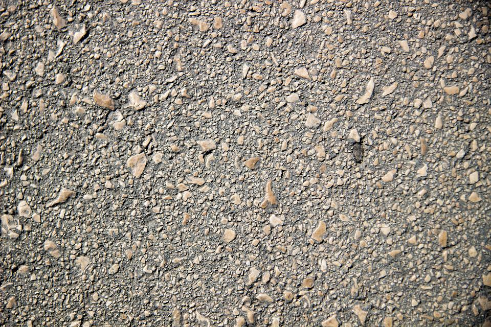 Asphalt, Cement Wall, The Stone Background, Background