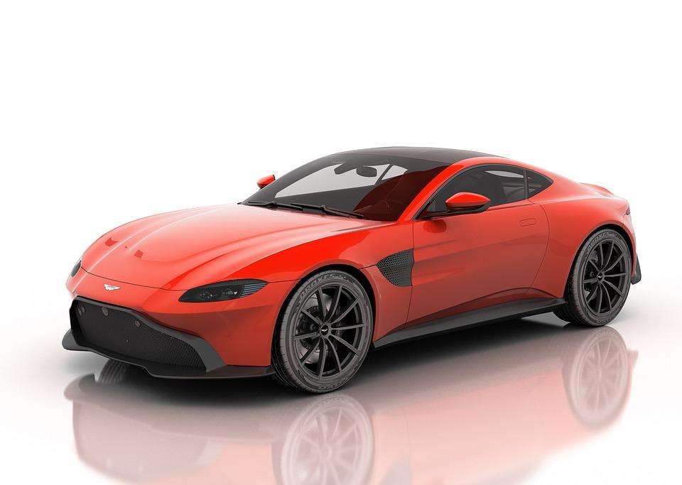 Aston Martin Vantage 2019, Car, Sport Car, Speed