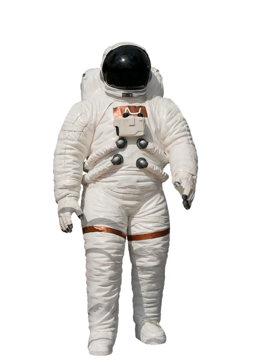 Science, Technology, Space Travel, Astronaut, Suit