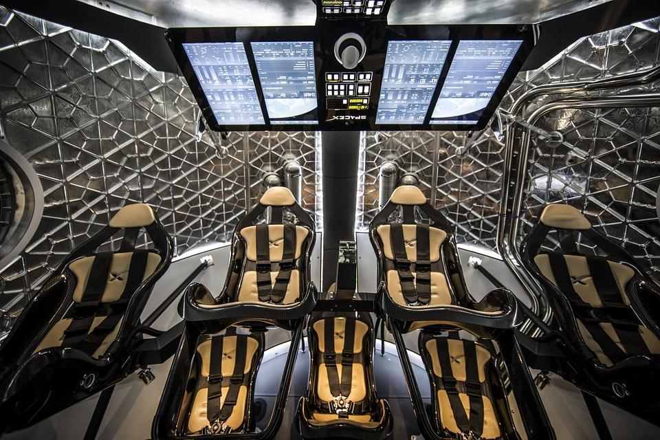 Spacecraft, Cockpit, Seats, Astronautics, Astronauts