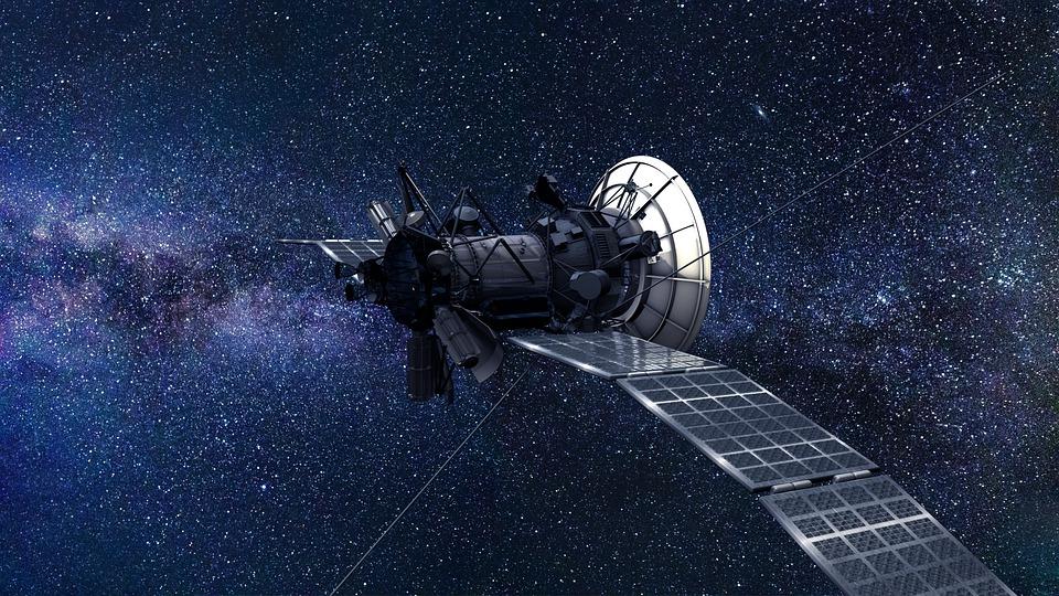 Satellite, Universe, Space, Astronomy, Science, Cosmos