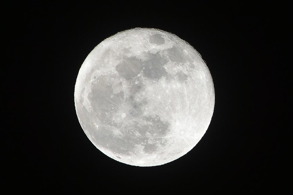 Luna, Astronomy, Lunar, Space, Sphere