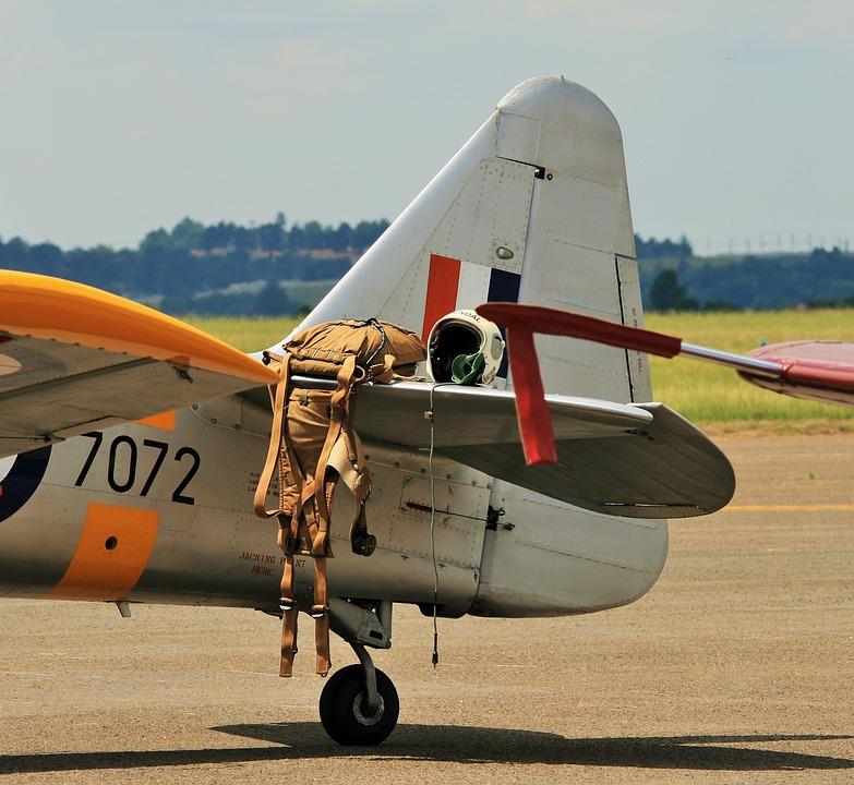 Aircraft, Wing, North American Harvard, At-6