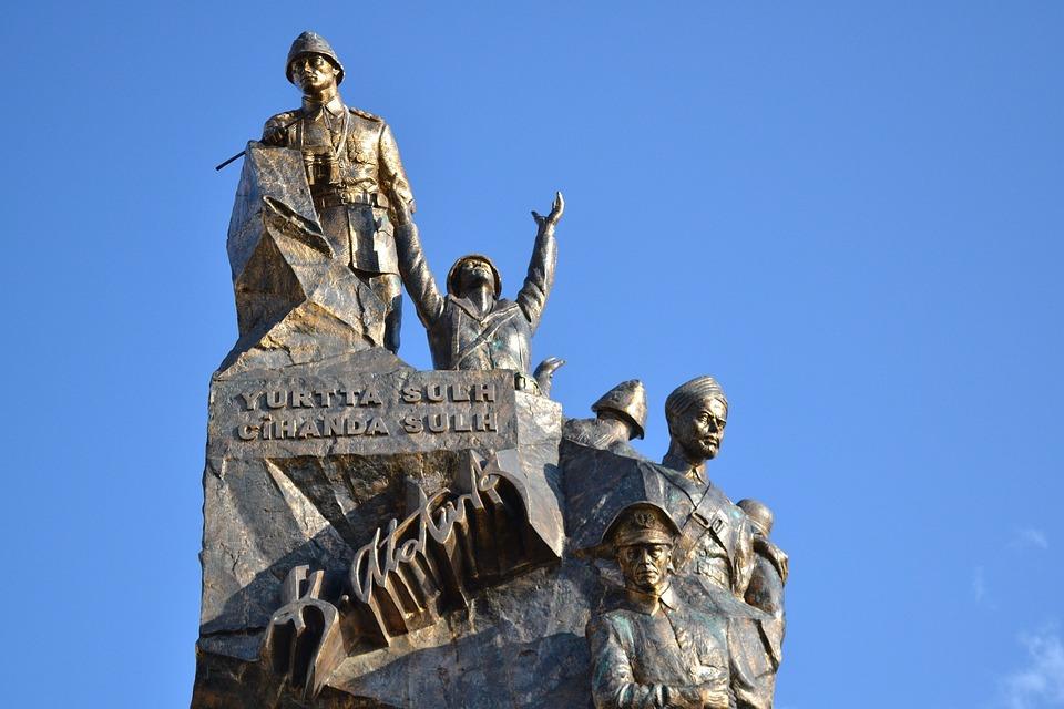 Atatürk, Canakkale, Eceabat