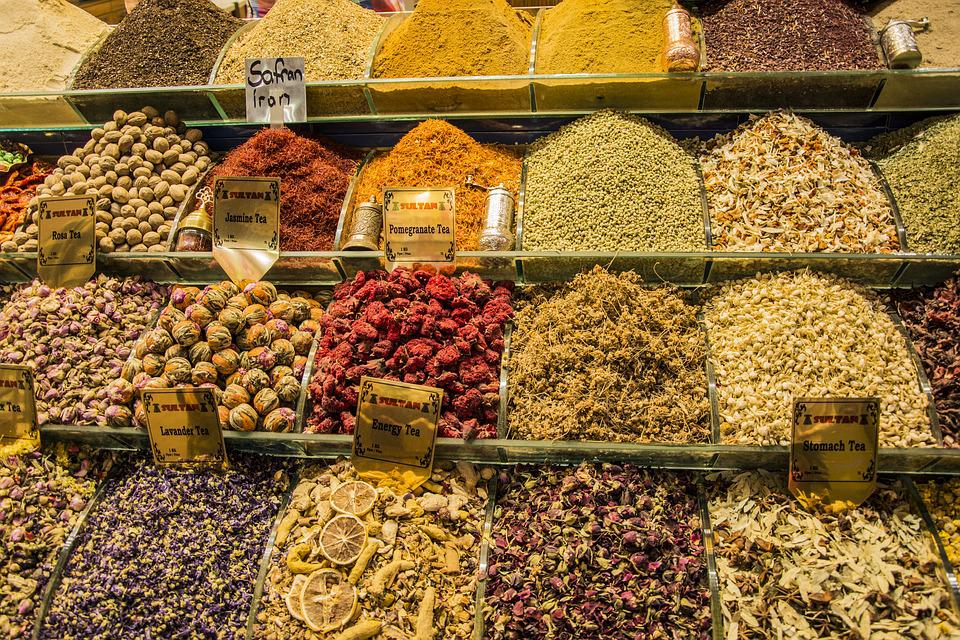 Spice, Ate, Dried Fruits And Nuts, Nutrition, Seed
