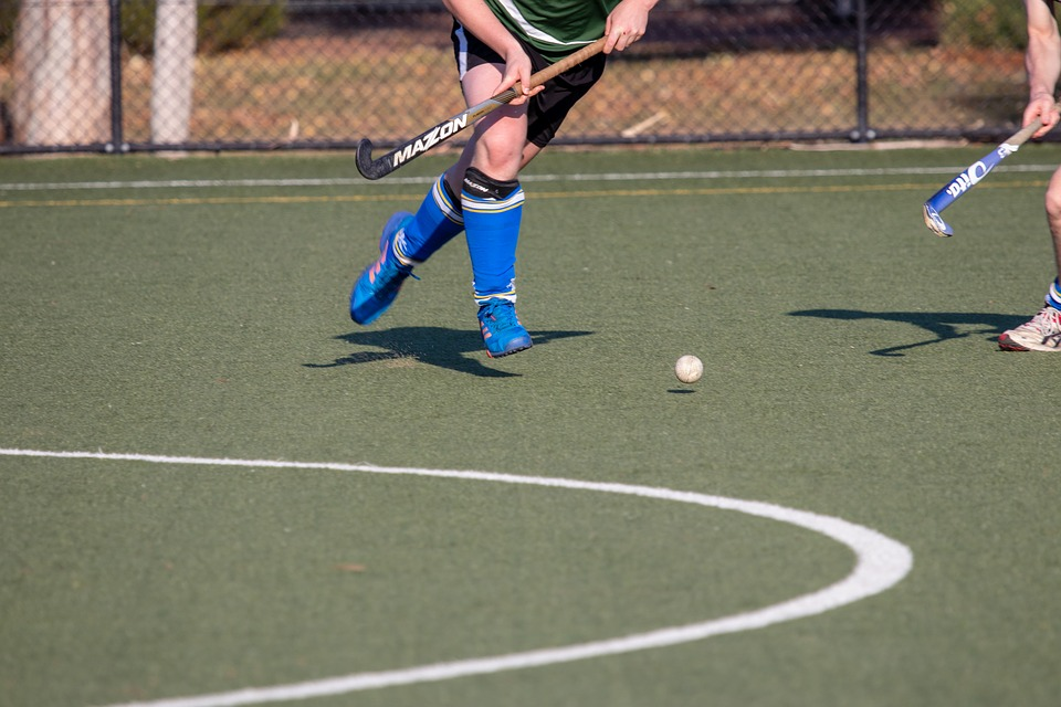 Hockey, Competition, Athlete, Ball, People, Adult