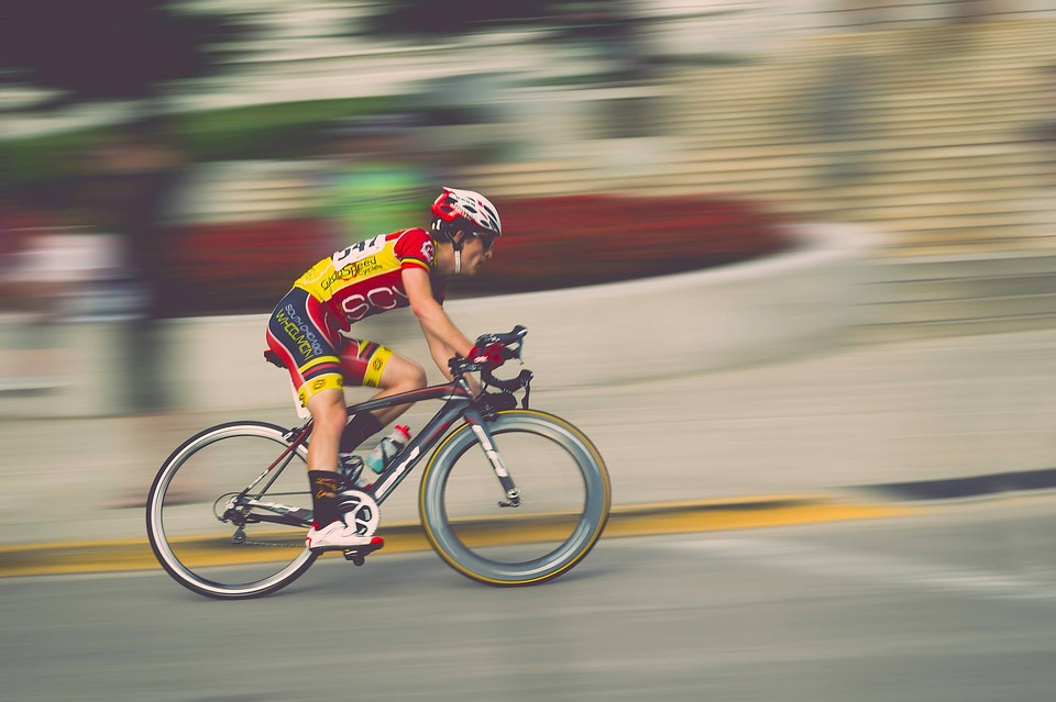 Blur, Sport, Bike, Bicycle, Competition, Athlete