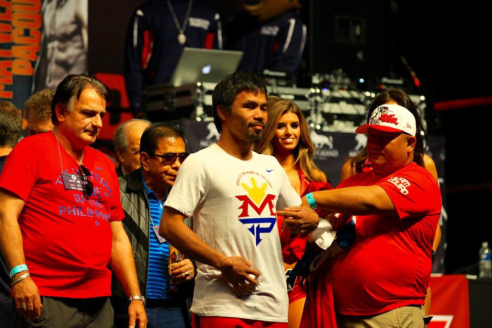 Manny Pacquiao, Boxer, Boxing, Athlete