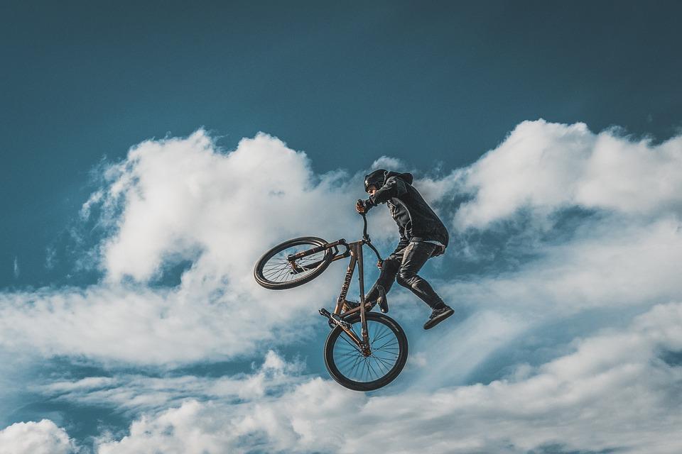 Athlete, Bike, Sports, Cycling, Men, Fitness