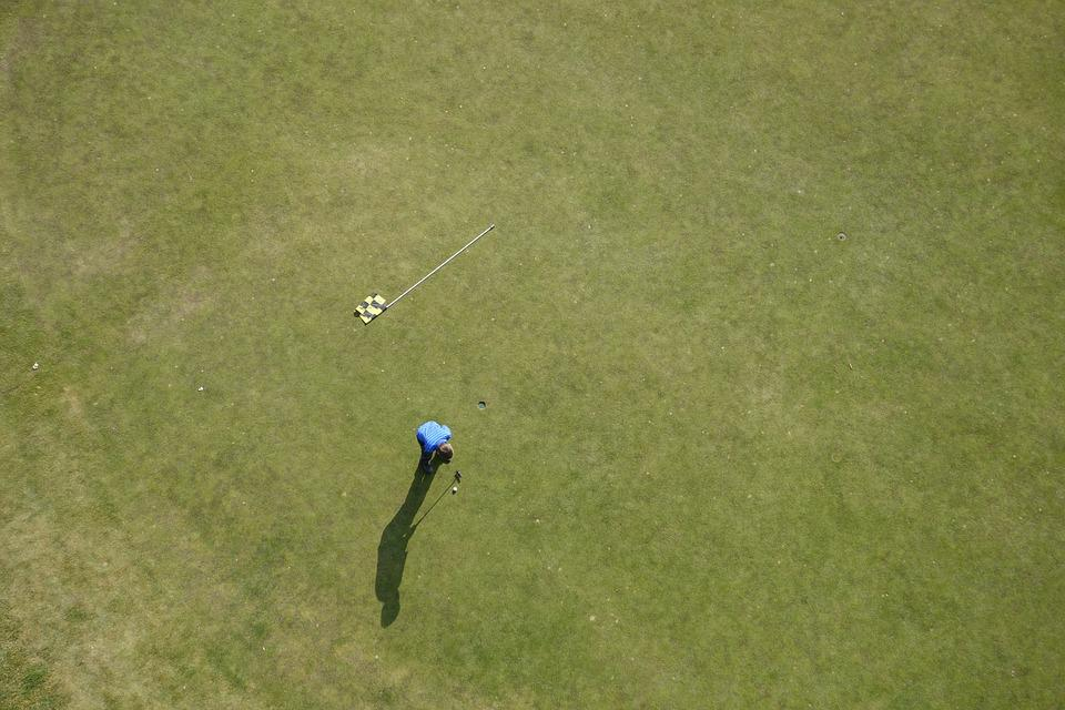 Athlete, Ball, Flag, Game, Golf, Golf Course, Golfer