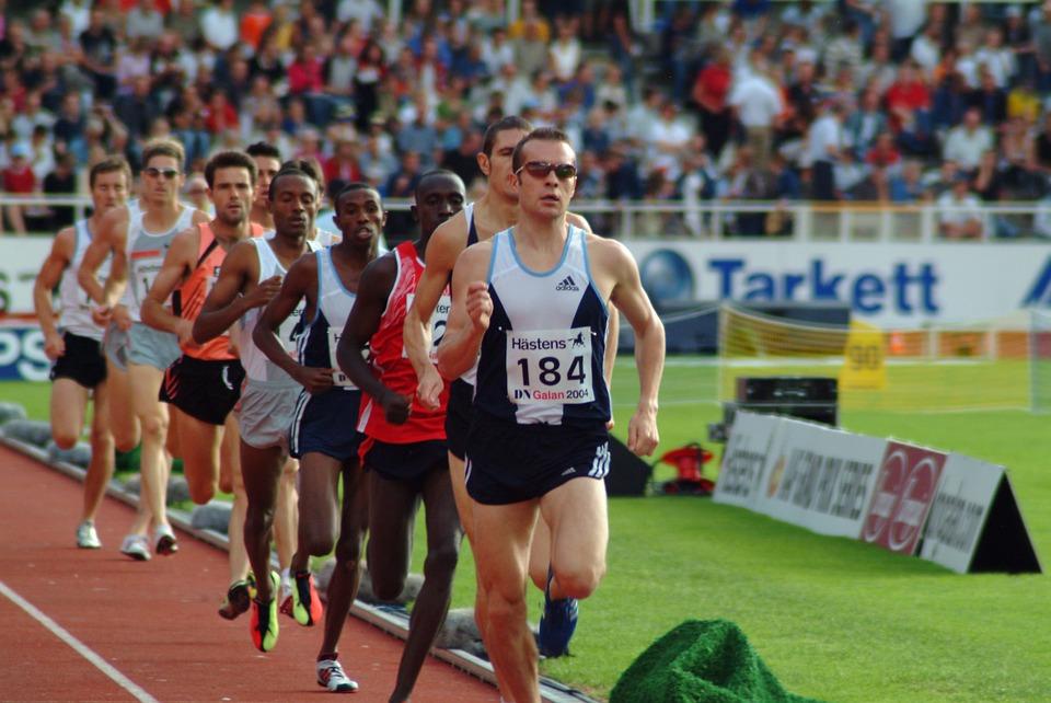 Sprinter Contest, Runner, Athletics