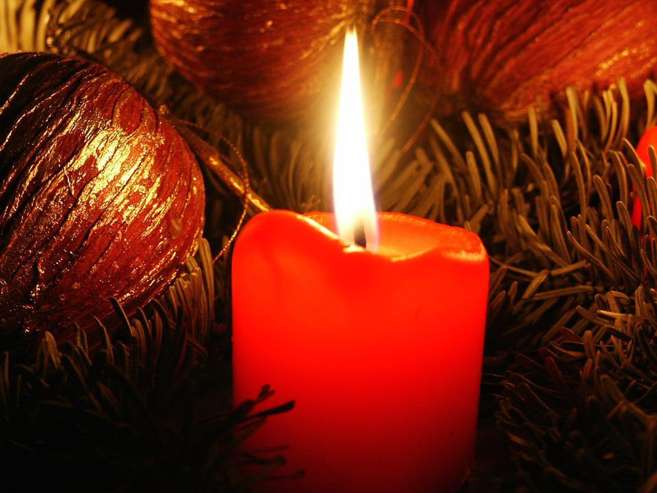 Candle, Christmas, Light, Advent, Atmosphere, Mood