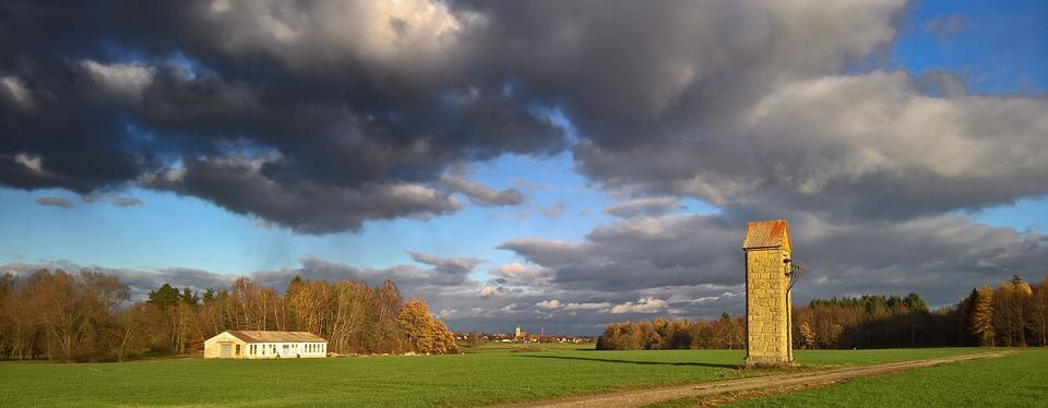 Clouds, Sky, Dark, Autumn, Forward, Air, Atmosphere