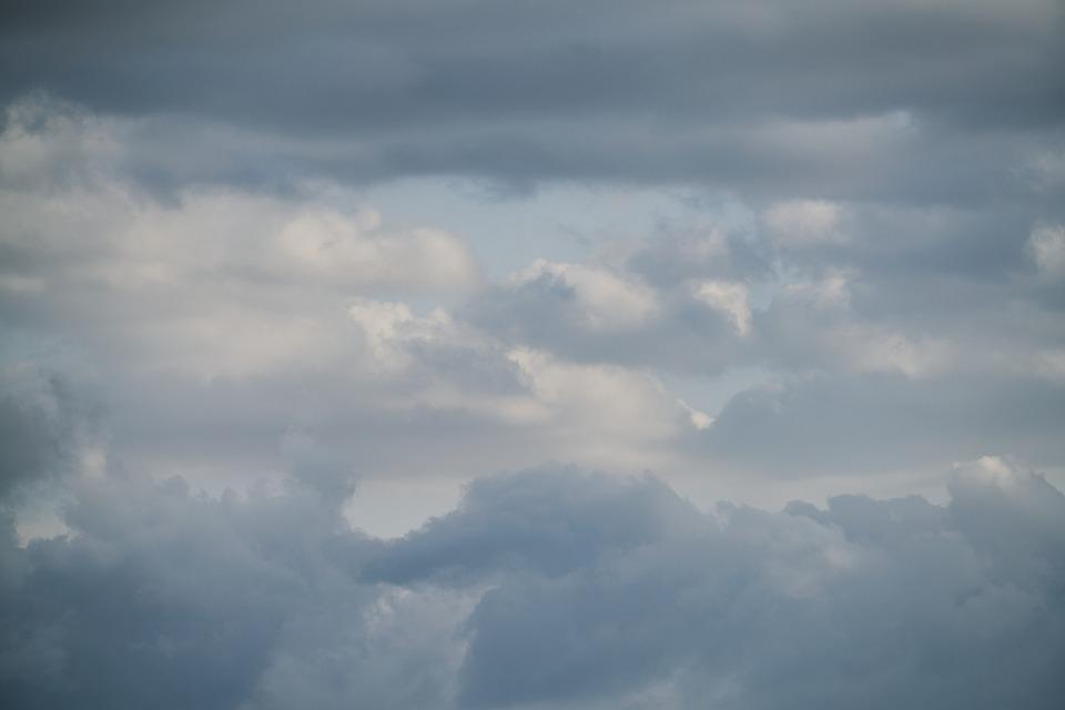Cloud, Sky, Clouds, Nature, Air, Atmosphere, Paradise