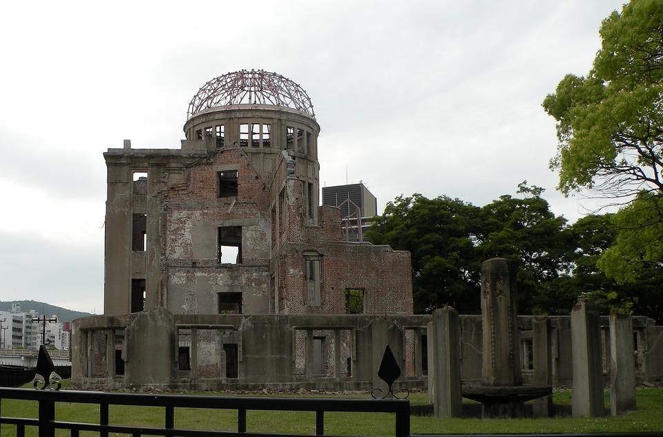 Free Photo Atom Bomb Symbols Memorial Hiroshima Peace Memorial Max