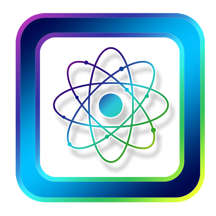 Icon, Atom, Symbol, Characters, Abstract, Atom Model