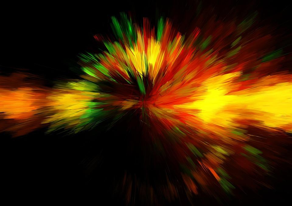 Big Bang, Armageddon, Explosion, Pop, Atomic