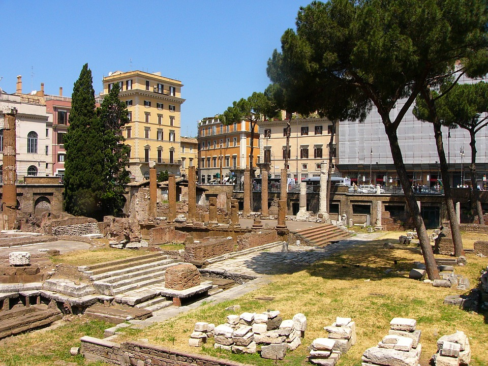 Rome, Italy, Culture, Attractions, Ruins, Architecture