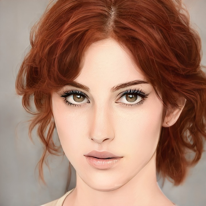 Beauty, Woman, Portrait, Face, Girl, Attractive, Makeup