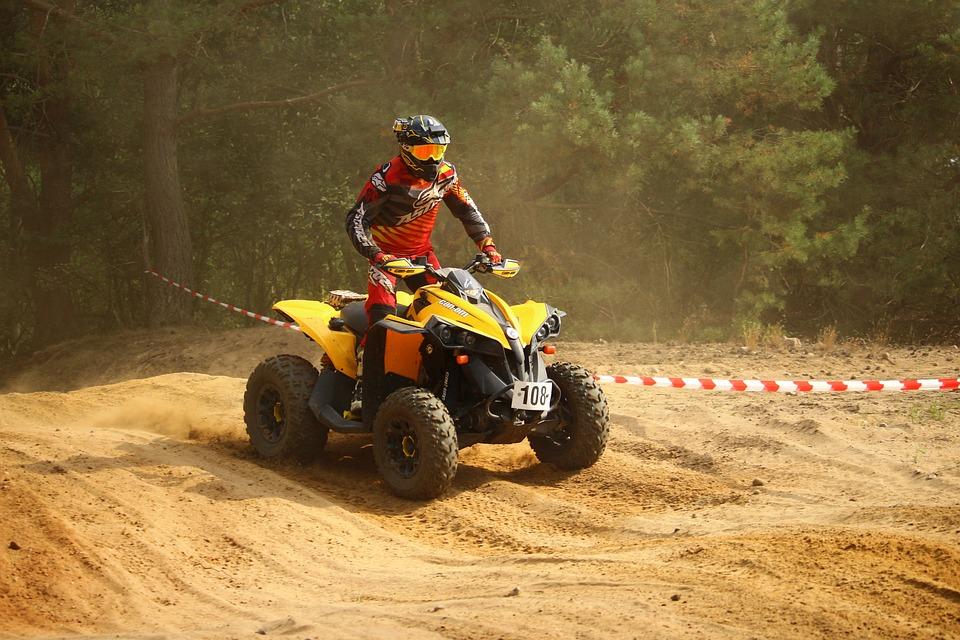 Cross, Enduro, Motocross, Atv, Quad, Motocross Ride