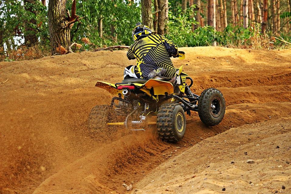 Quad, Enduro, Motocross, Motorsport, Atv