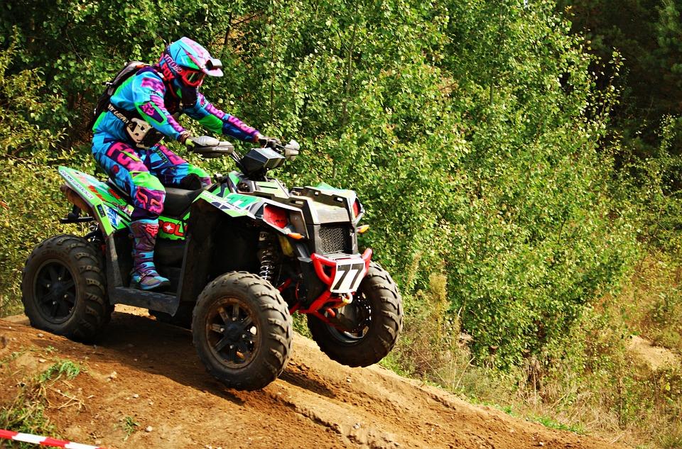 Motocross, Enduro, Quad, Atv, Motocross Ride, Race
