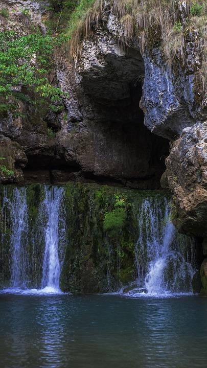 Waterfall, Atysh, Atysh Falls