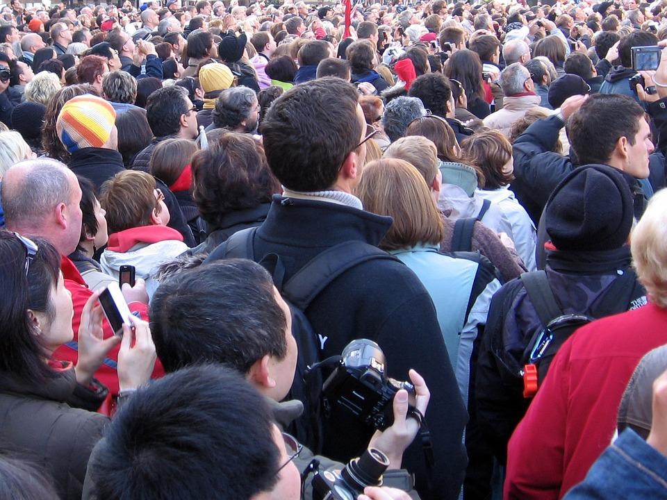 Human, Audience, Mass, People, Population, Crowd