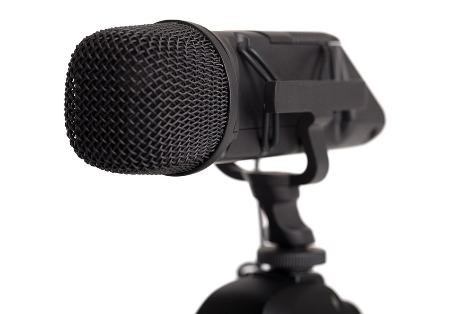 Audio, Big, Broadcast, Equipment, External, Film