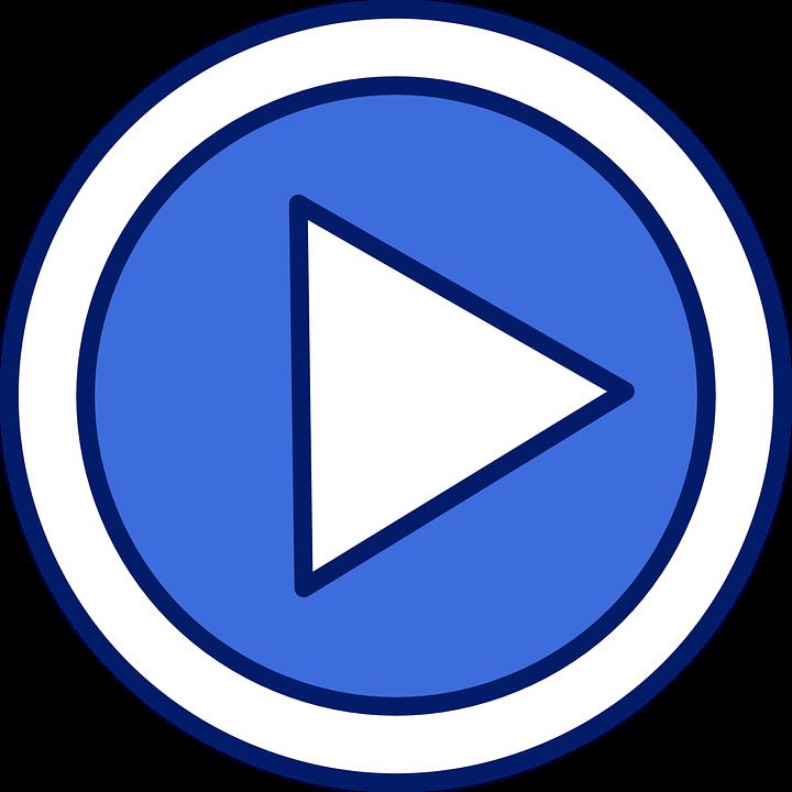 Play, Button, Audio, Symbol, Player, Start, Arrow, Go