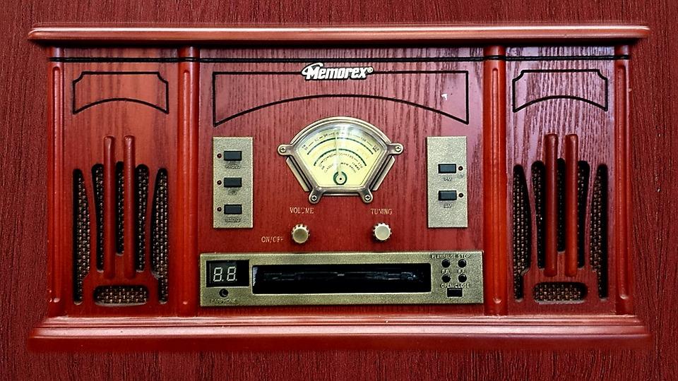 Radio, Old, Retro, Music, Sound, Vintage, Audio