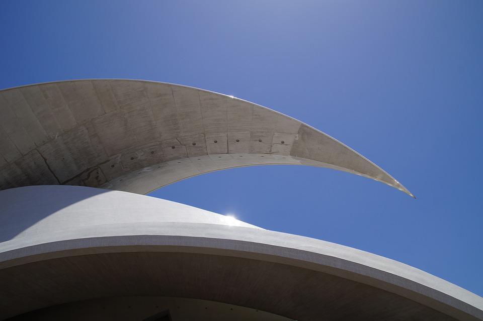 Auditorium, Music Hall, Concert Hall, Opera, Tenerife