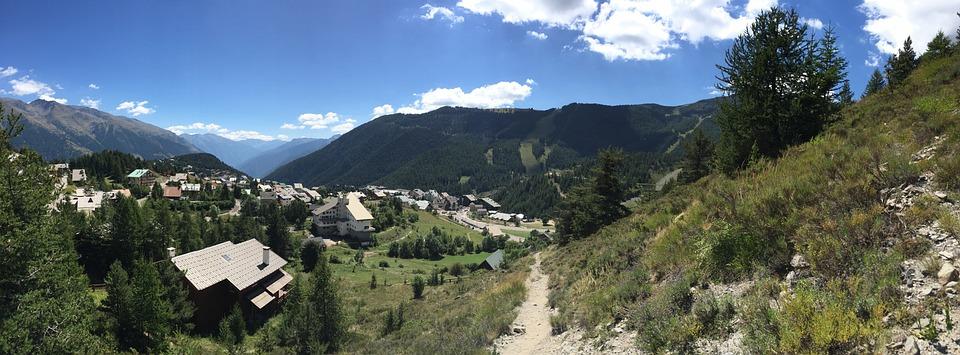 Auron, Alpes Maritimes, Mountain