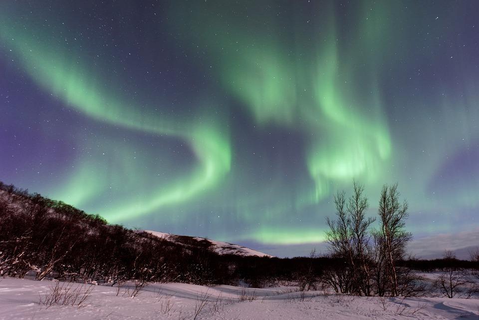 Astronomy, Aurora, Aurora Australis, Aurora Borealis