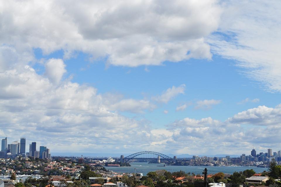 Sydney, Australia, Clouds