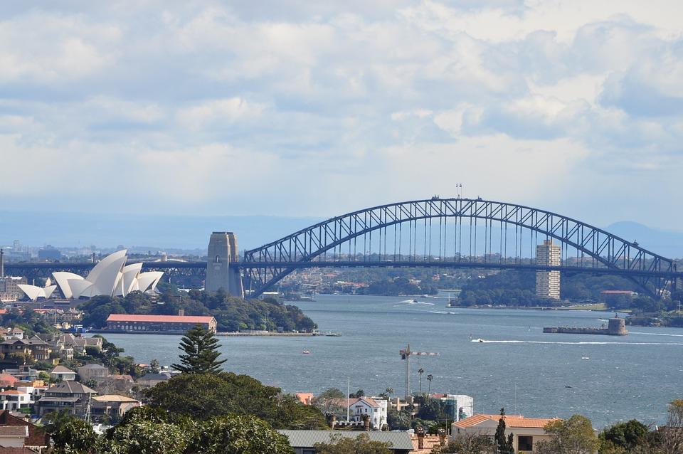 Sydney, Australia, Work