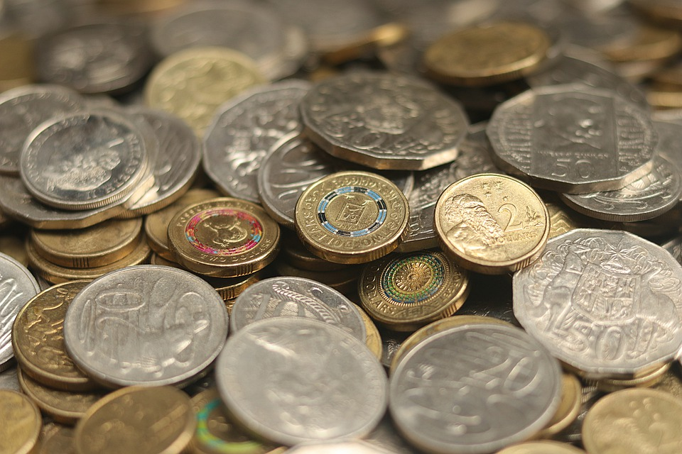Australian Coins, Gold, Silver, Currency, Money