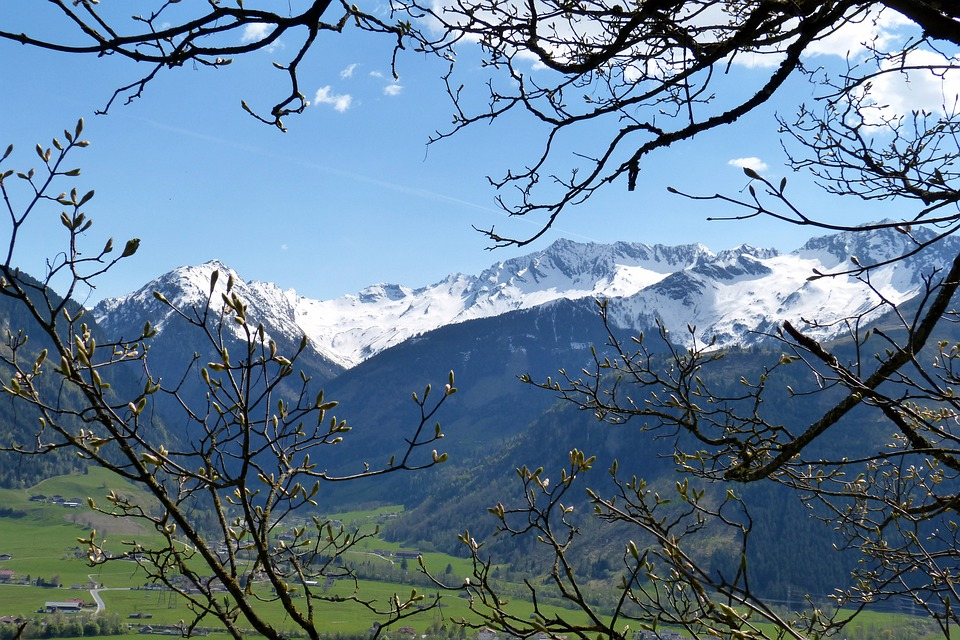 High Tauern, Mountains, Alpine, Austria
