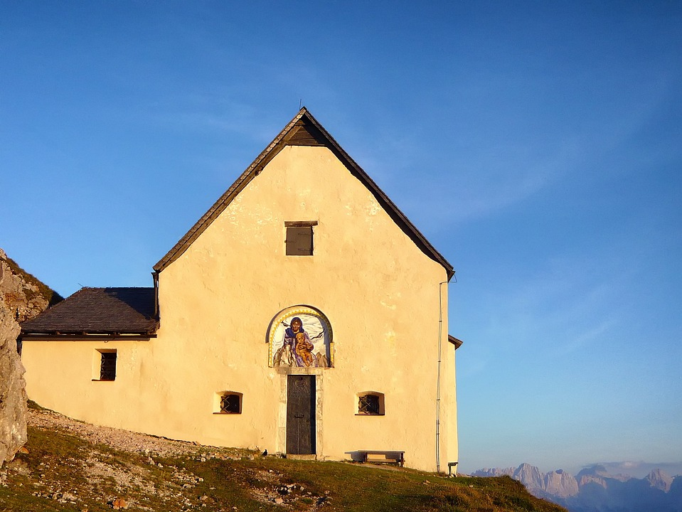 Bad Bleiburg, Austria, Church, Building, Landscape