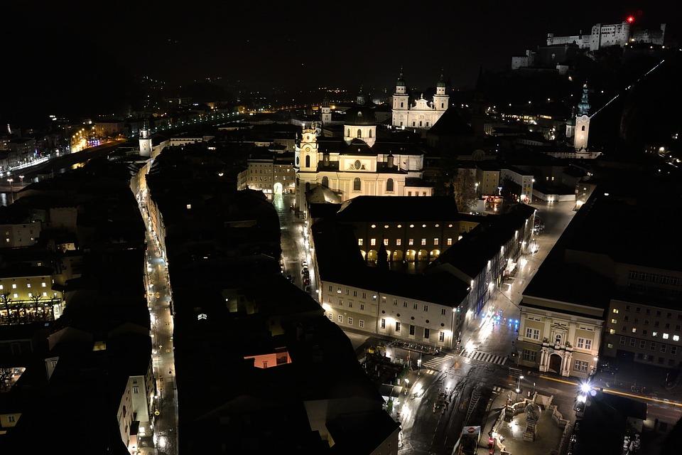 Salzburg, Austria, Mönchberg, Collegiate Church