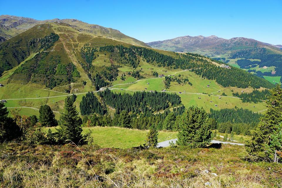Finkenberg, Austria, Mountain, Hike, Holidays, Nature